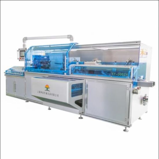Automatic Carton Case Box Packing Machine for Cosmetic